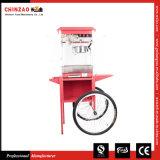 De commerciële Elektrische Kar van de Machine van de Popcorn rijdt de Machine van de Snack chz-8A