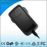 Enchufe estándar del adaptador 25With24V/1A de la CA con el pequeño producto del aparato electrodoméstico
