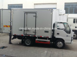 China Isuzu 600p Van Type Truck