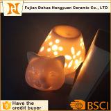 2 в 1 свете ночи кота форменный керамических & горелке ладана