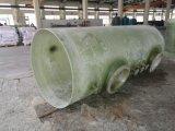 Tubo del enrollamiento del filamento de FRP