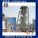 Baghouse Filtration-Gewebe-Staub-Sammler-System (3000 M3 /H)