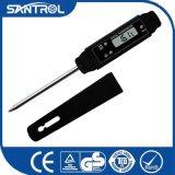 Lcd-Bildschirmanzeige BBQ-Nahrungsmitteldigital-Thermometer