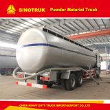 HOWO 대량 시멘트 유조 트럭