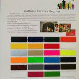 Einfaches Säubern-Wärmeübertragung PU-Vinyl für Kleidung