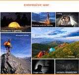 Indicatore luminoso della tenda, indicatore luminoso Emergency, indicatore luminoso solare del Portable LED