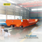 L'uso del workshop capienza di caricamento di 50 tonnellate muore il carrello che tratta il veicolo