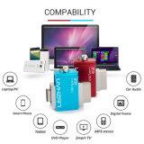 La capacidad verdadera del metal Micro USB Flash Drive OTG pluma elegante teléfono duros de ordenador de 8 GB 16 GB 32 GB 64 GB de memoria del palillo del disco