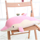 Palier de caresse ventes de dauphin animal chaud de peluche de 2017