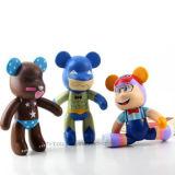 Рисунок винила PVC медведя Кореи Momo