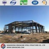 Heller giebeliger Rahmen-Stahlkonstruktion für Lager