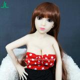 Jl 100 cm japanisches mini junges Mädchen-Puppe-Geschlechts-Silikon für Mann