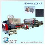 Máquina de Placa Grossa da Placa do PE dos PP Extrusora de Parafuso Plástica do Gêmeo