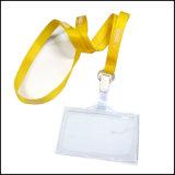 Acolladores impresos nilón de la insignia de Custom Company para la exposición