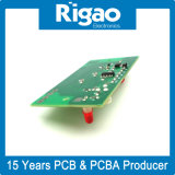 Placa do microcontrolador do PWB e do PCBA