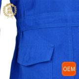 Combinaison fonctionnante de sûreté bleue de soudure d'OEM