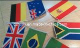 Bandierine di plastica triangolari internazionali della stringa (HYSF-AF011)