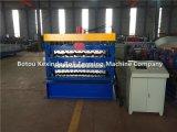 Azulejo de azotea de acero del color de Kxd que forma la máquina