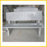 Mobília de pedra por atacado barata do jardim do banco