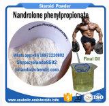 De Injectie 200mg van Nandrolone Phenylpropionate van Durabolin voor het Vette Recept van het Verlies