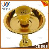De Waterpijp Shisha Waterpipe van het gouden-pantser