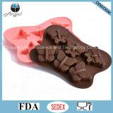 Горячая прессформа Si24 шоколада силикона инструмента торта бабочки сбывания