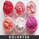 Colores cosméticos, Perla Pigmentos, Micas