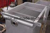 Cambista de calor ar/líquido da placa
