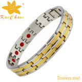 24k Fashion Gold Stainless Steel Bracelets