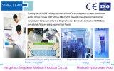 HCG Schwangerschaft-Urin-schneller Prüfungs-Installationssatz