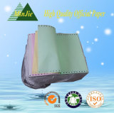 La meilleure qualité 55GSM et le papier sans carbone de NCR de 63 GM/M