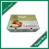 カラーによって印刷されるフルーツのカートンボックスりんごの包装(FP02000046)
