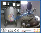 el tanque de mezcla de alta velocidad de la emulsificación del tanque del tanque que pela