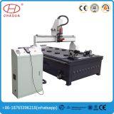 Machine de découpage en bois rotatoire d'Atc de Jct1325lr avec la cuvette de vide