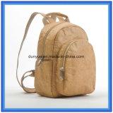 Nuevo material de moda DuPont bolsa de papel mochila, la promoción de peso ligero Custom Tyvek bolsa de hombro de papel doble con cinturón ajustable