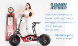 3つの車輪の電気自転車のスクーターのバイク