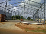 El mejor edificio de la estructura de acero de la relación de transformación del funcionamiento de coste