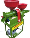 A máquina do moinho de arroz usa-se extensamente
