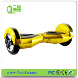 X 남자 2 바퀴 전기 Hoverboard 8 인치 Hoverboard