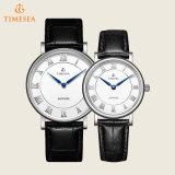 Wristwatch 72598 кварца нержавеющей стали людей способа водоустойчивый