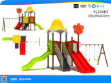 Equipamento ao ar livre do campo de jogos dos jogos dos miúdos (YL24483)
