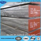 Do molde quente do trabalho de AISI H13 placa de aço