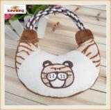 Juguete del perro del estilo del bolso del juguete de la felpa del animal doméstico (KB0024)
