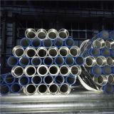Трубы самых дешевых и высокого качества горячие окунутые гальванизированные стальные для конструкции сделанной в Китае