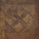 芸術の寄木細工の床12mmシリーズYipf00積層のフロアーリング欧州共同体