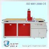 Máquina de Fazer Perfil de Madeira da Placa de Indicador de WPC Extrusão Plástica do Parafuso do Gêmeo