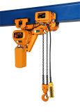 2 طن ارتفاع سقف منخفضة يزيد مرفاع كهربائيّة كبّل لأنّ مصعد فعّالة