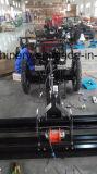 Tirata concreta idraulica Gyl-260 del laser con il sistema del laser di Leica