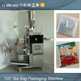 Saco interno e externo Máquina de empacotamento de enchimento de chá comminuído elétrico