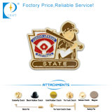 Custom Carriage Festival Hard Enamel Souvenir Lapel Pin